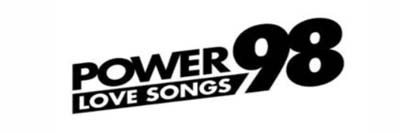 logo POWER 98 Love Songs