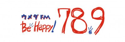 logo ウメダfm Be Happy!